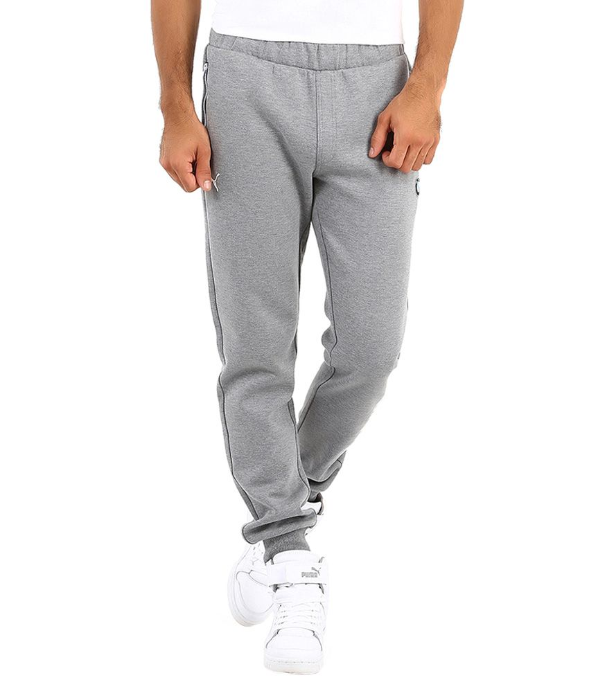 Puma Gray BMW Motosport Trackpants