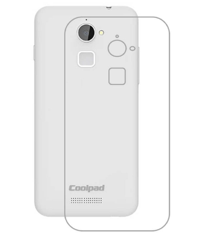 the best attitude ed424 65dc1 Coverage Transparent Back Cover for Coolpad Note 3 Lite