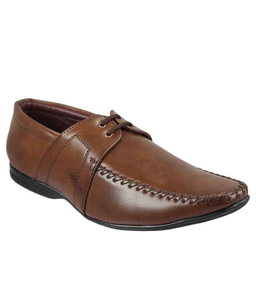 a84dfc76dea Ebay Brown Smart Casuals Shoes - Buy Ebay Brown Smart Casuals Shoes Online  at Best Prices in India on Snapdeal