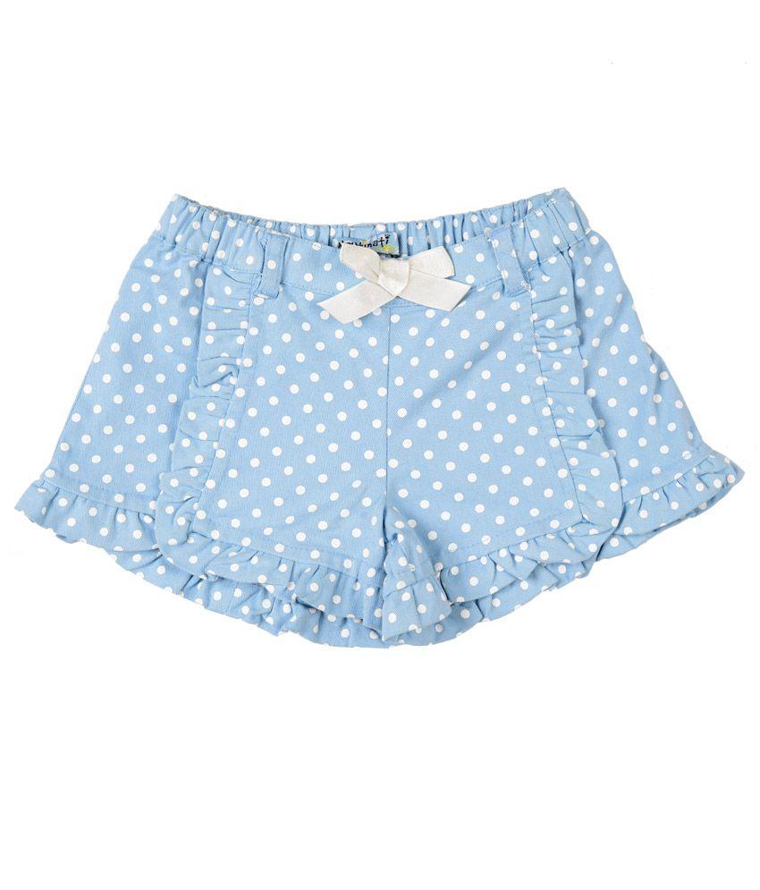 Nauti Nati Blue Shorts