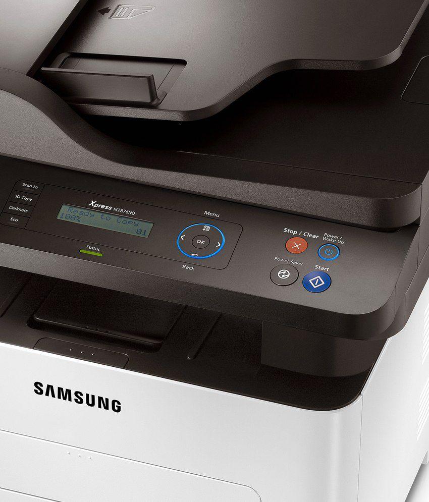 Samsung SL-M2876ND Multifunction Mono Laser Printer