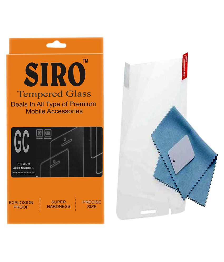 Lenovo S850 Tempered Glass Screen Guard by Siro