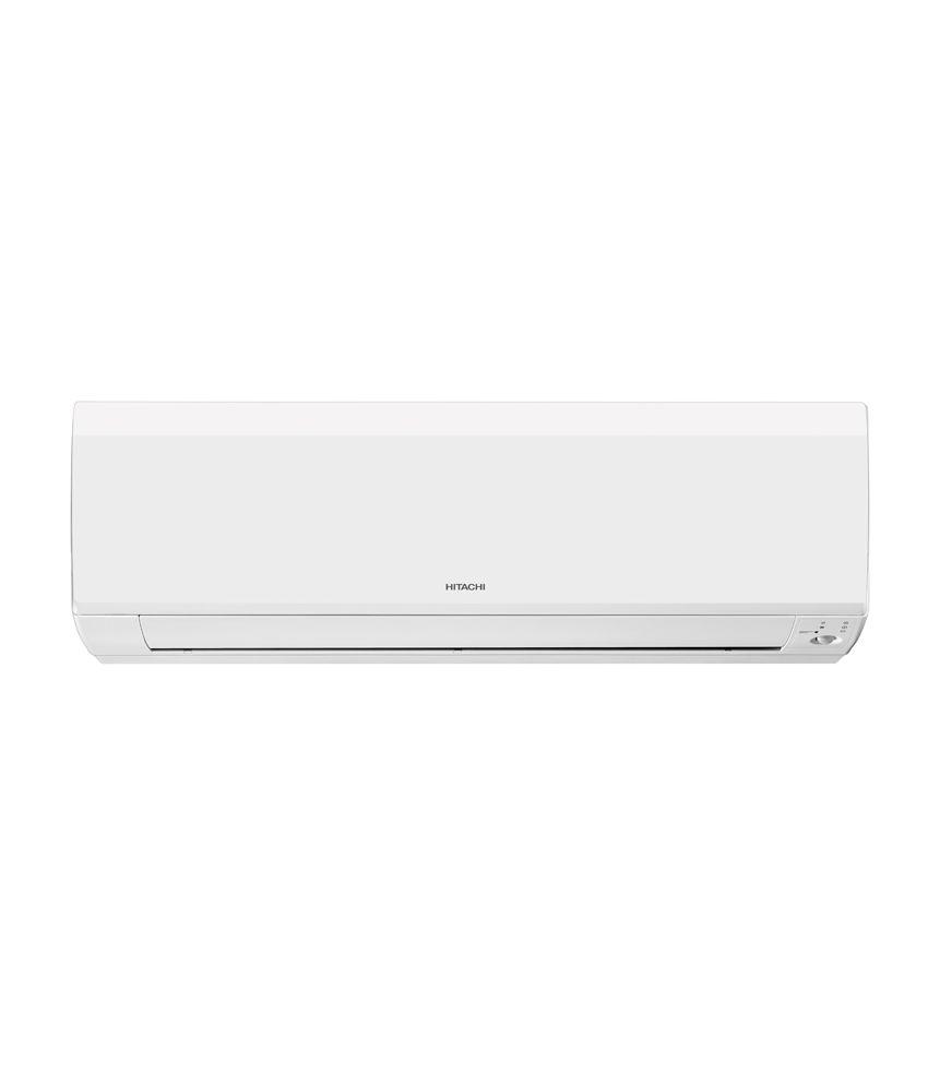 Hitachi 1 5 Ton 3 Star RAS318KWEA/RAC318KWEA Toushi Inverter Split AC (with  R410A Refrigerant)