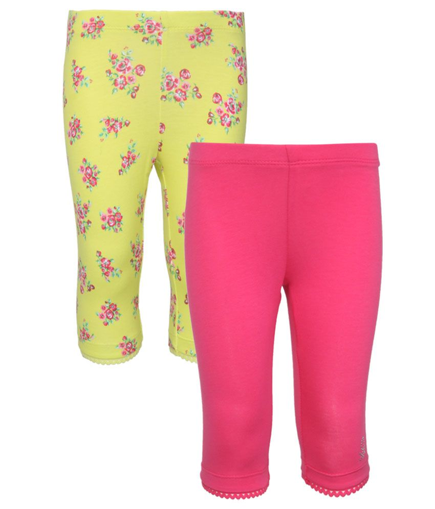 United Colors of Benetton Pack Of 2 Capris