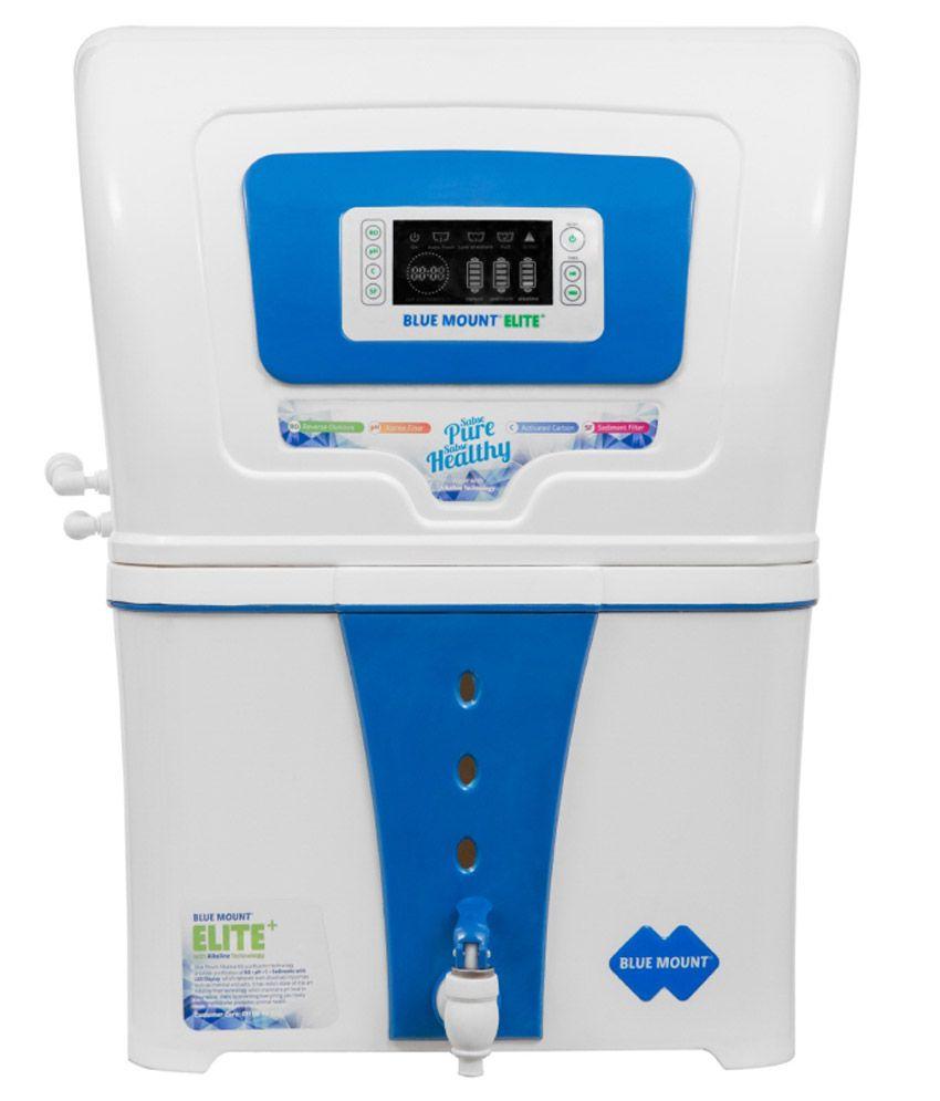 Blue Mount 10-15l BM53 Automatic RO Water Purifier