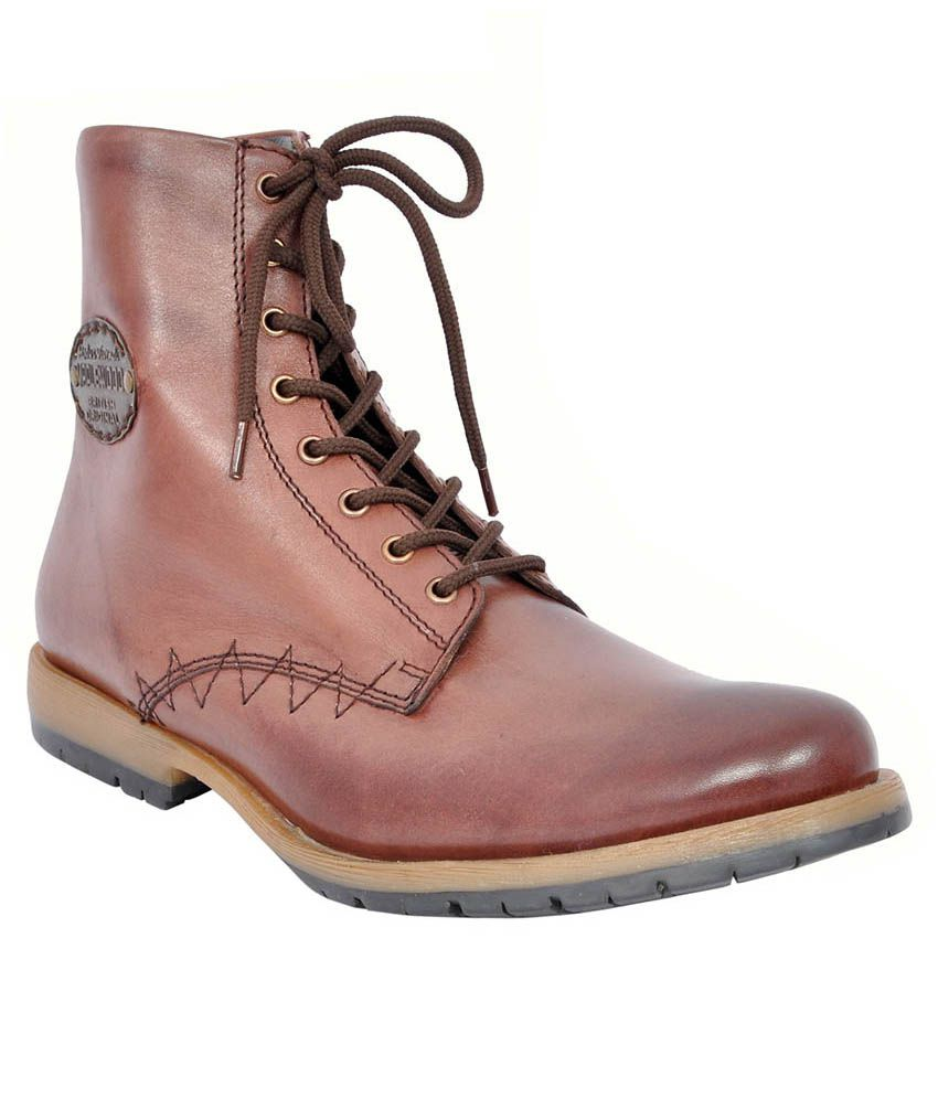 Maplewood Brown Boots