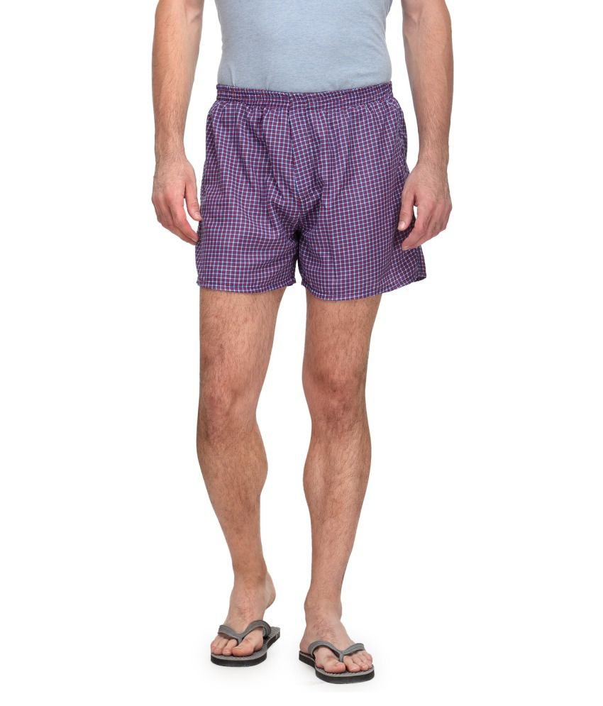 Wear Your Mind Multi-color Shorts