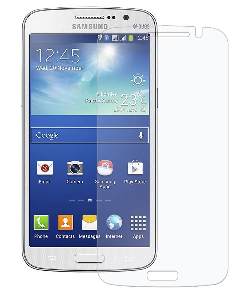 Whaat A Deal Tempered Glass Screen Guard for Samsung Galaxy Grand 2
