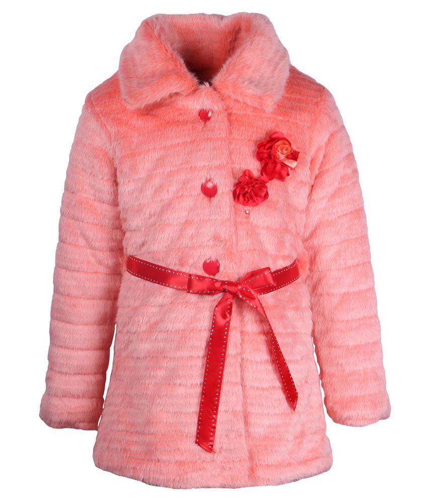 Cutecumber Pink Coat
