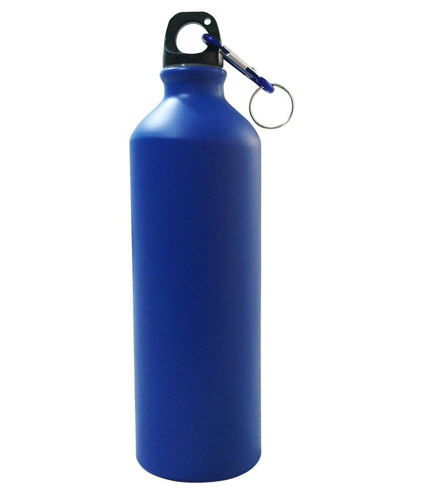 lovato blue aluminium water bottel buy online at best price in