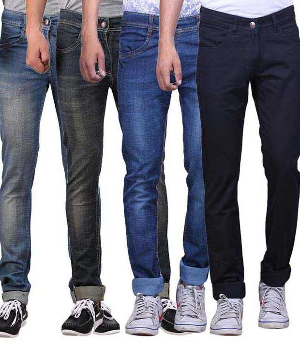 X-Cross Multi Slim Fit Jeans