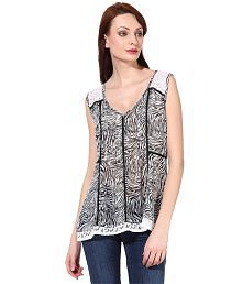 dba2e85b87c Sleeveless Tops: Buy Sleeveless Tops Online at Low Prices on ...