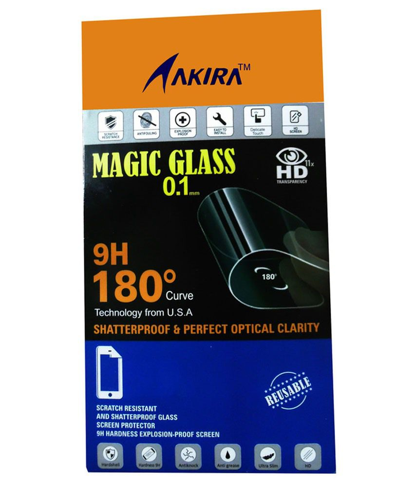 Akira Tempered Glass Screen Guard For Lenovo S820