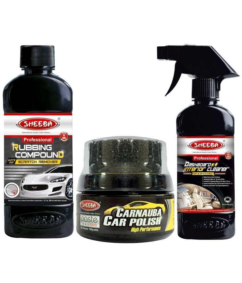 Car polish scratch remover reviews 13