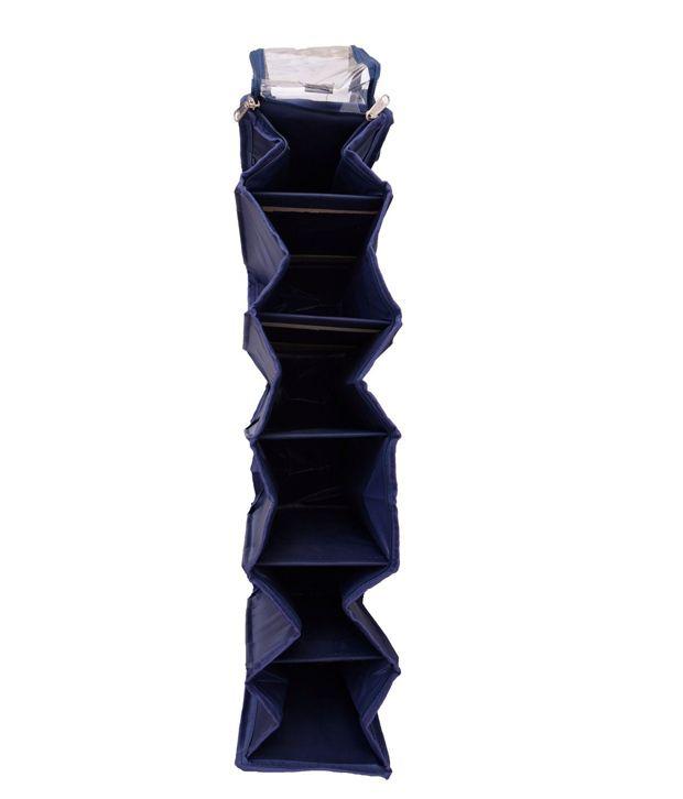 Mun Shree Blue Shoe Case