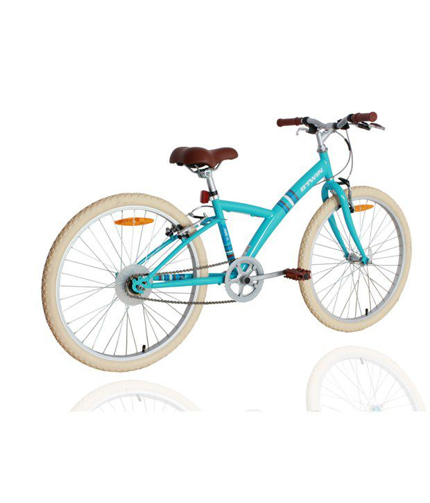 btwin poply 100 kids bicycle by decathlon buy online at. Black Bedroom Furniture Sets. Home Design Ideas