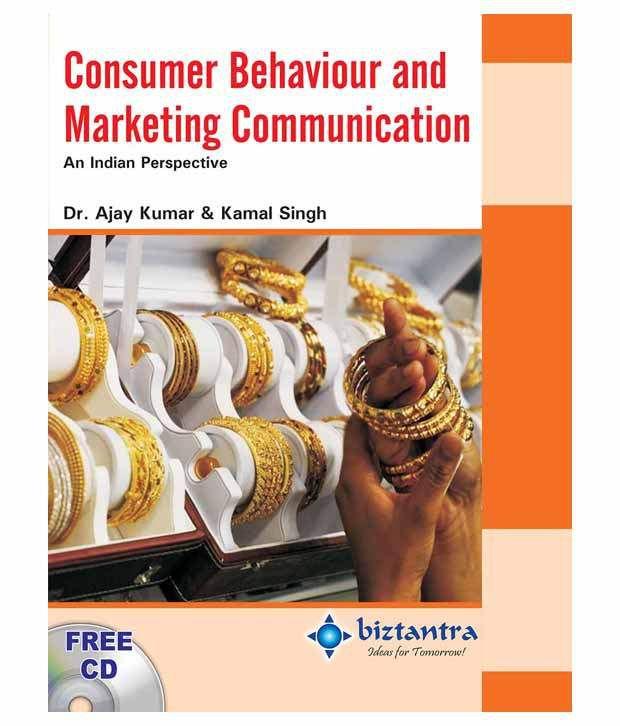 consumer behaviour and marketing