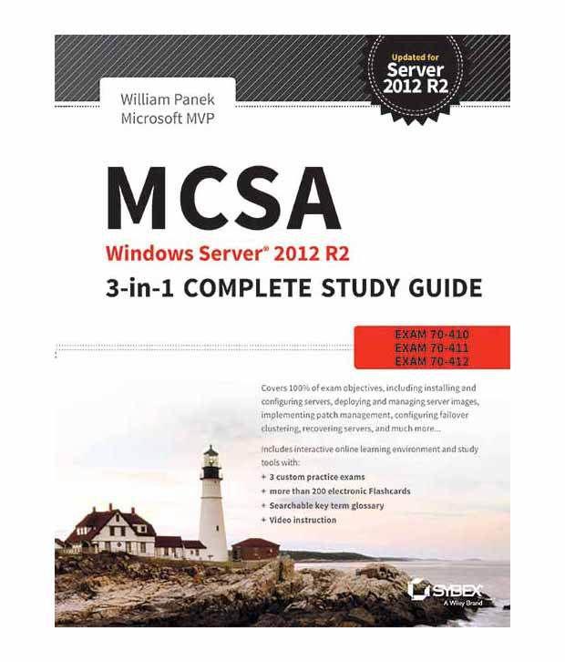 mcsa windows server 2012 r2 3 in 1 complete study guide harcover rh snapdeal com windows server 2016 complete study guide pdf windows server 2012 complete study guide pdf