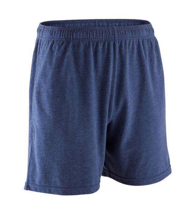 DOMYOS Comfort Men's Fitness Essential Shorts By Decathlon