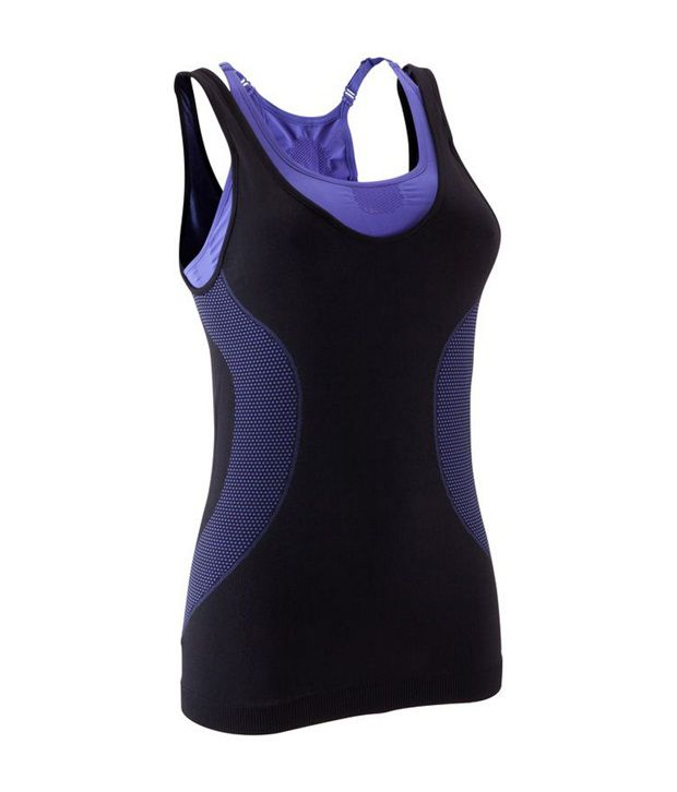 DOMYOS Top Actizen Women's Yoga Tank By Decathlon