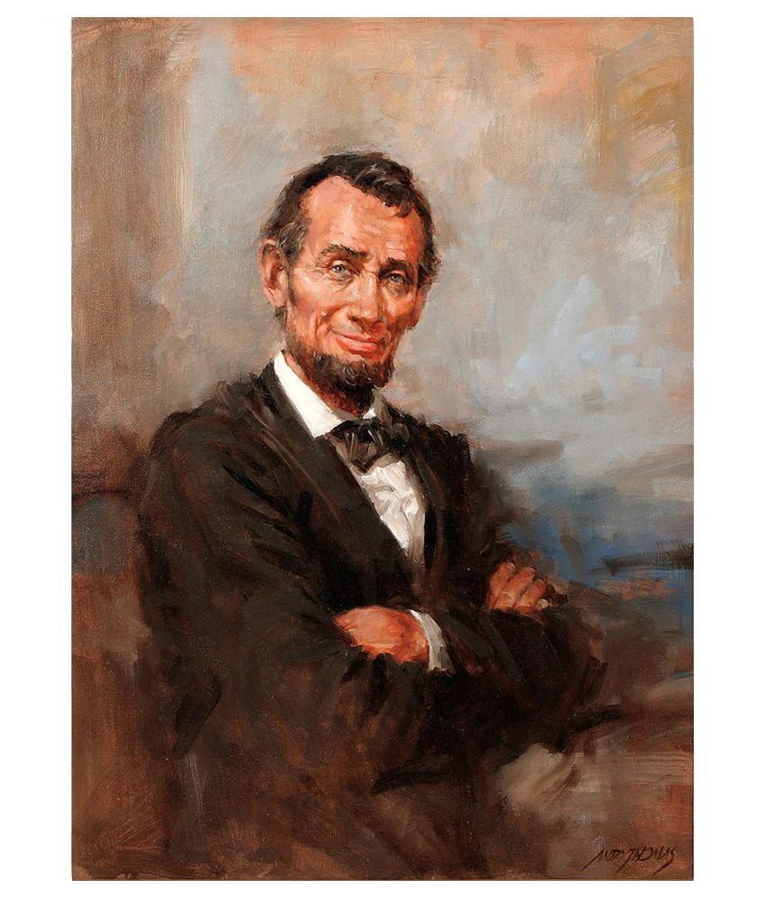 Vitalwalls Matte Portrait Painting