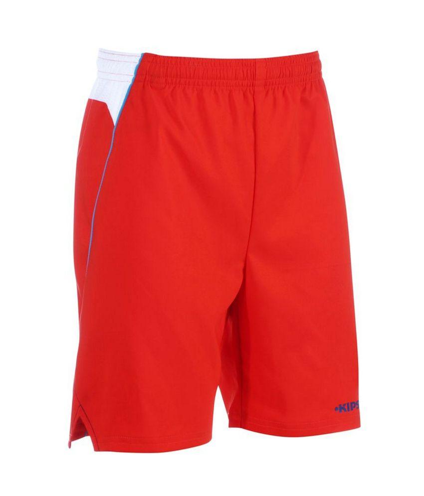 KIPSTA F500 Kids Football Shorts By Decathlon