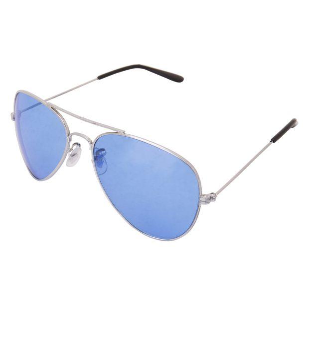 Gordon g003 Blue Aviator Unisex Sunglasses