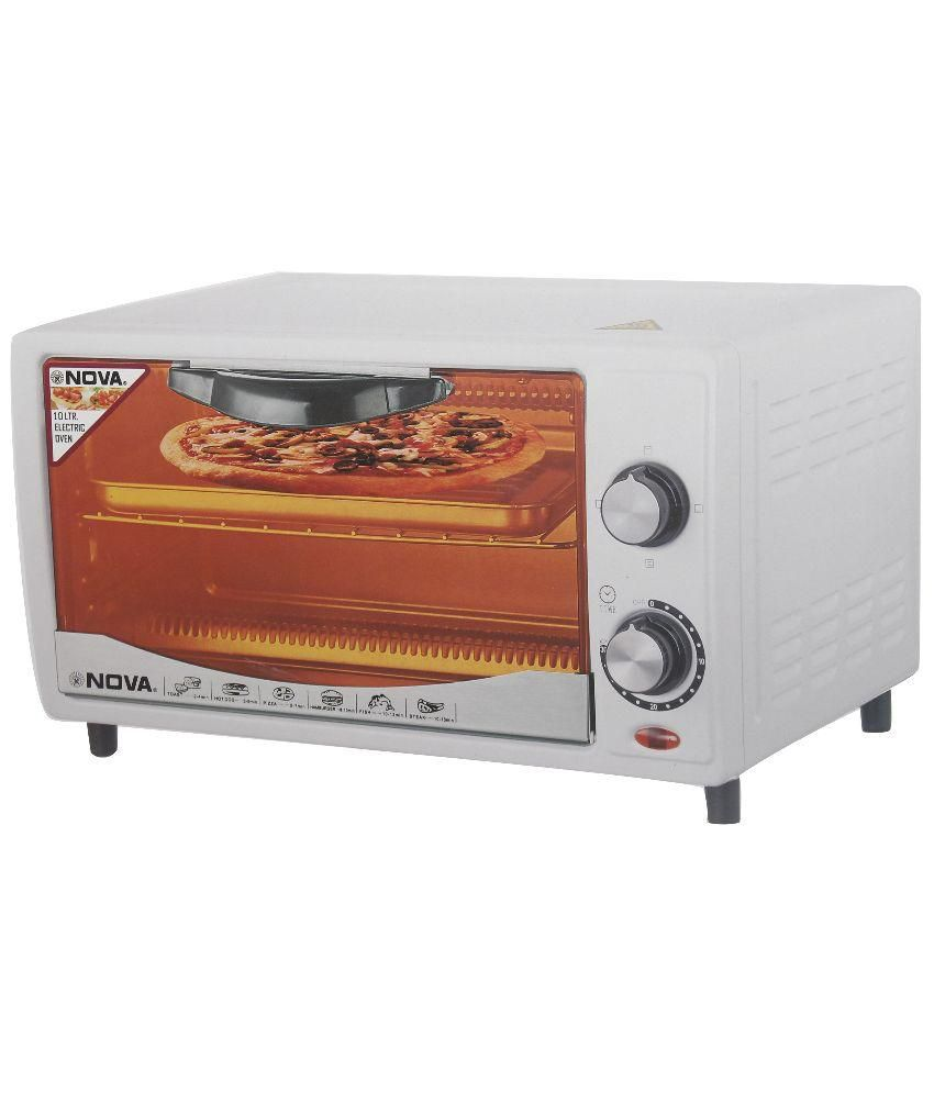 nova to 4088 10 l oven toaster grill otg 800 w price in india