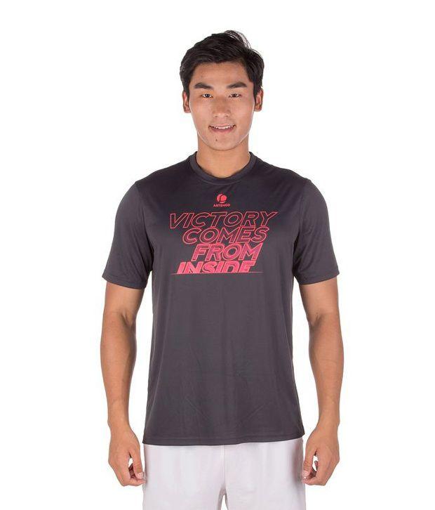 ARTENGO Soft Badminton / Tennis Men's T-Shirt