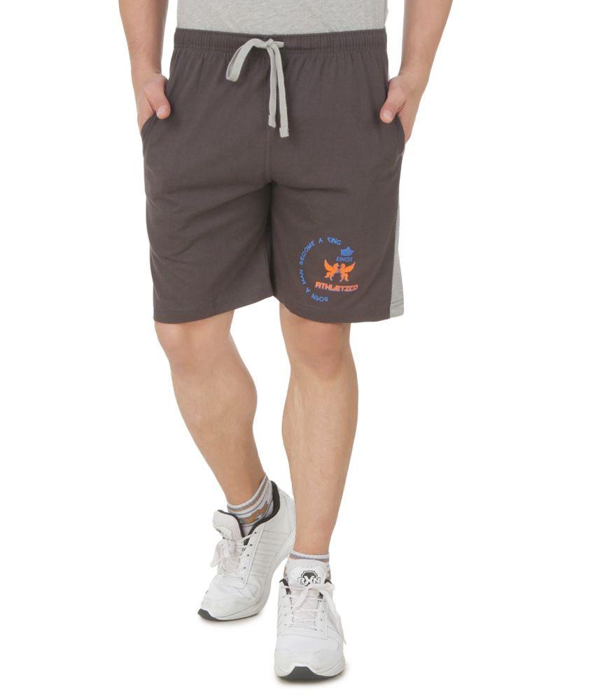 Athletico Brown Shorts