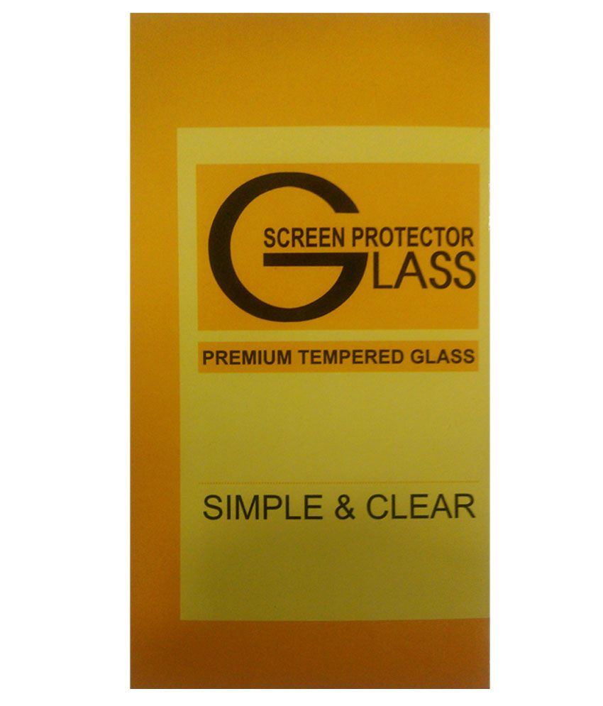 Samsung Galaxy Grand Prime Tempered Glass Screen Guard by 9H