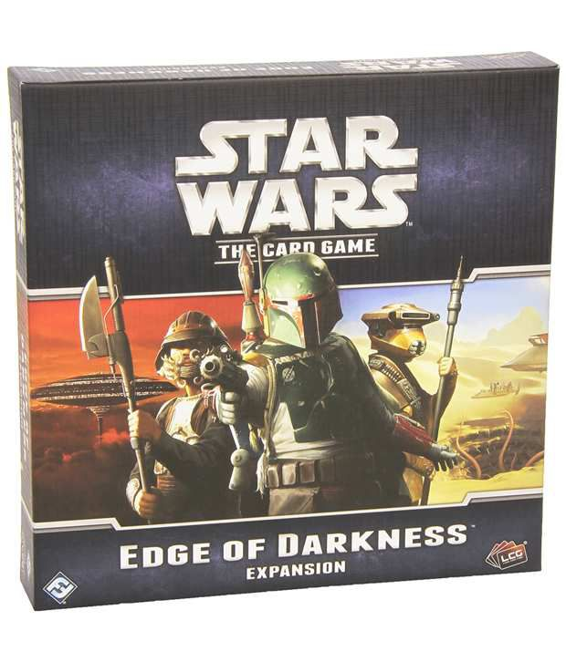Fantasy Flight Games Fantasy Flight Games Star Wars LCG: Edge of Darkness Expansion