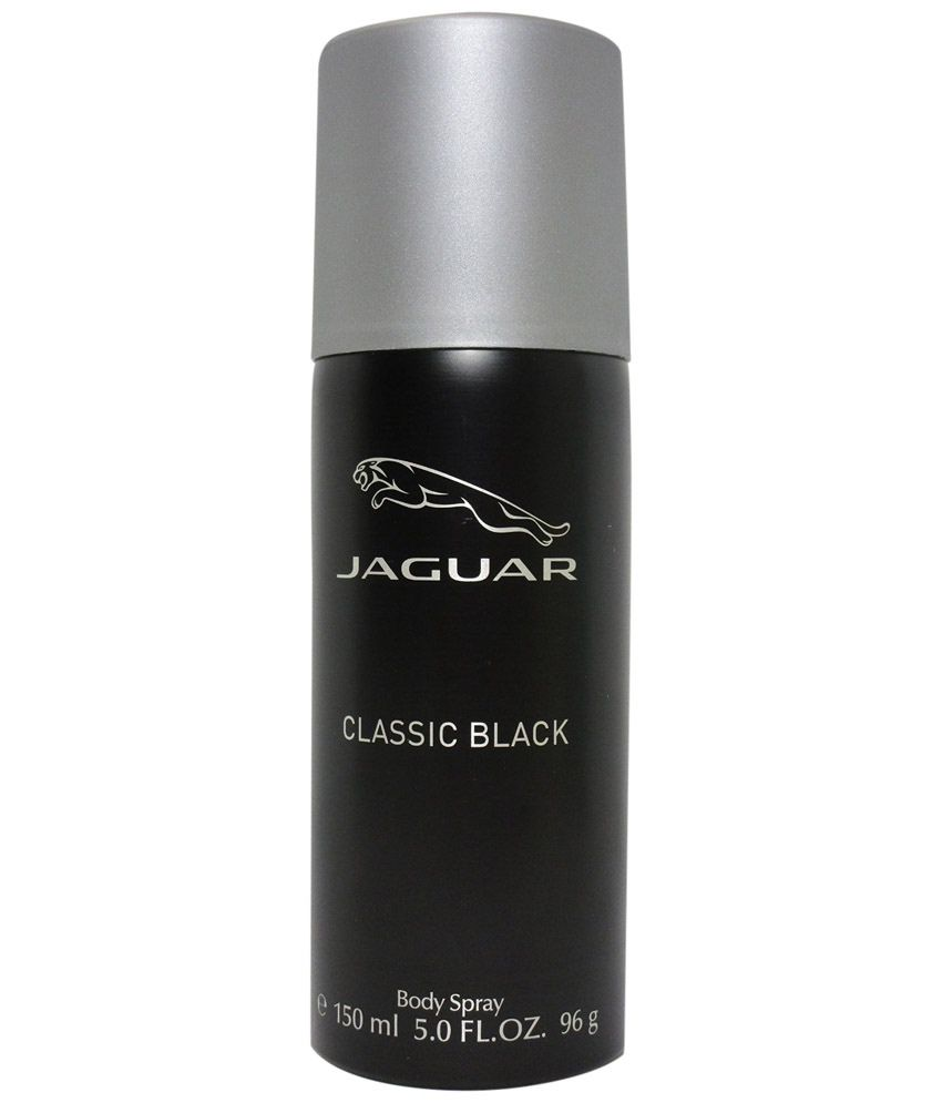 e5564beccd3 Jag Perfume Classic Black Deo 150 ml  Buy Online at Best Prices in India -  Snapdeal