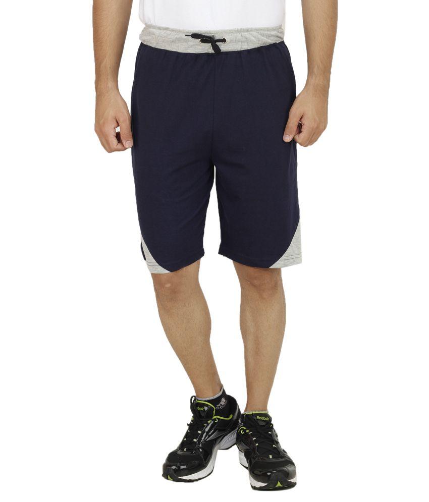 Rakshita's Collection Navy Shorts