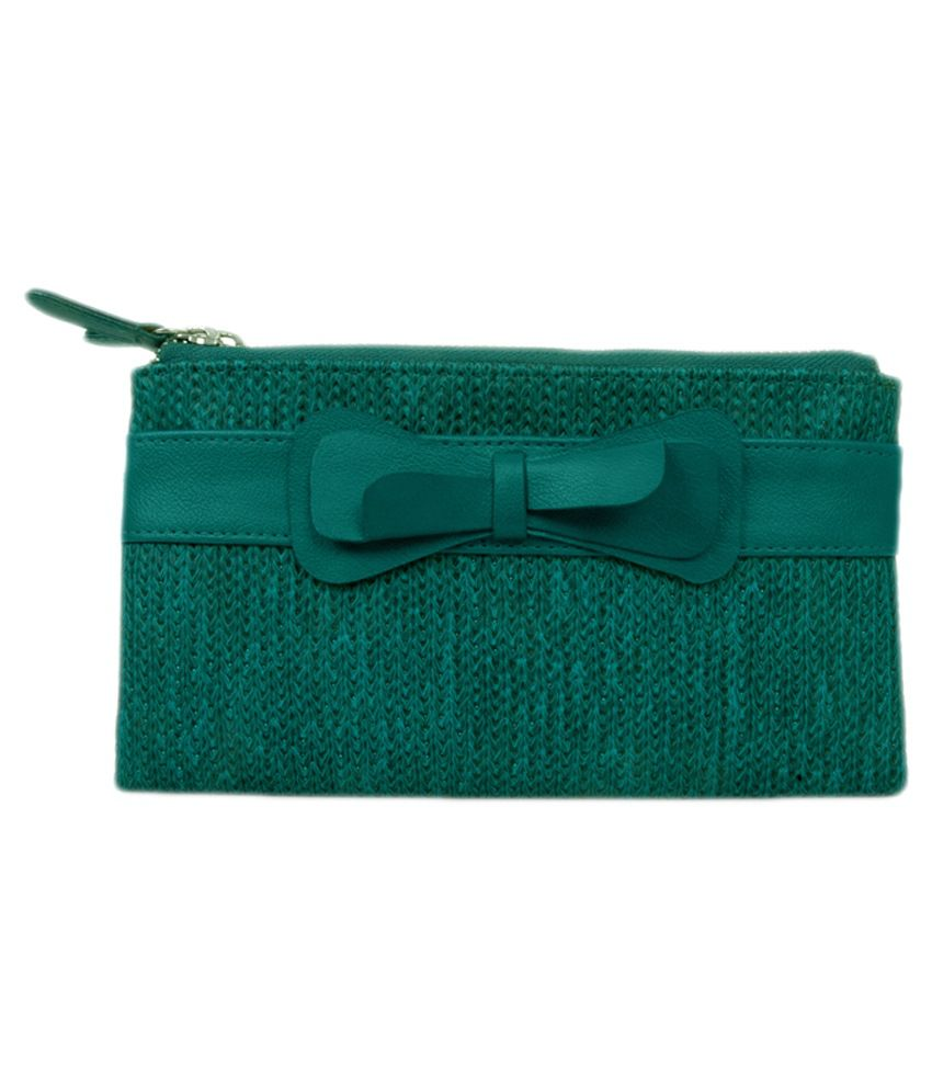 Baggit Green Wallet for Women