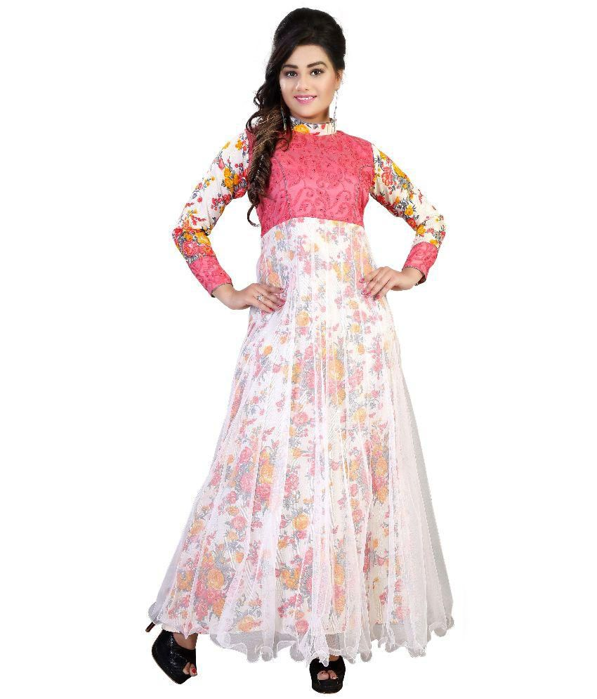 2d8f1b2bb77 Shreeji Designer Net Gown
