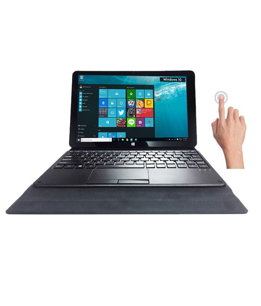Swipe Ultimate 3G 2-in-1 Laptop (Intel Atom- 2GB RAM- 32GB eMMC- 25.65 cm (10.1) Touch- Windows 10) (Grey)