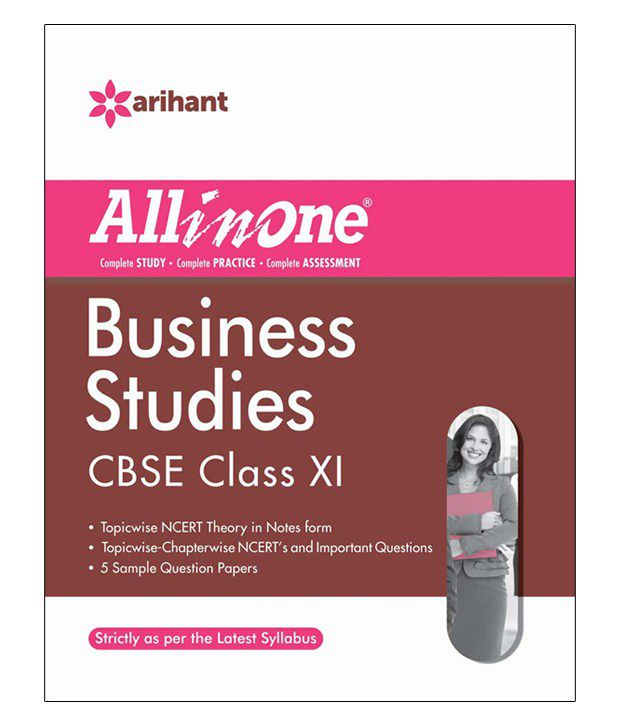 All in one business studies cbse class 11th paperback english all in one business studies cbse class 11th paperback english third edition malvernweather Choice Image