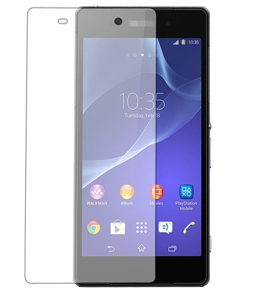 Sony Xperia C5 Tempered Glass Screen Guard by I Fix
