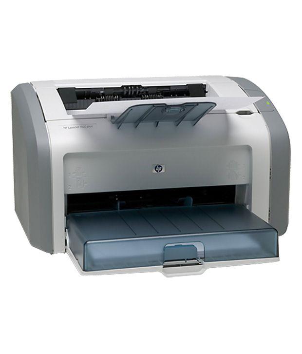 HP LaserJet 1020 Plus Laserjet Printer - Grey