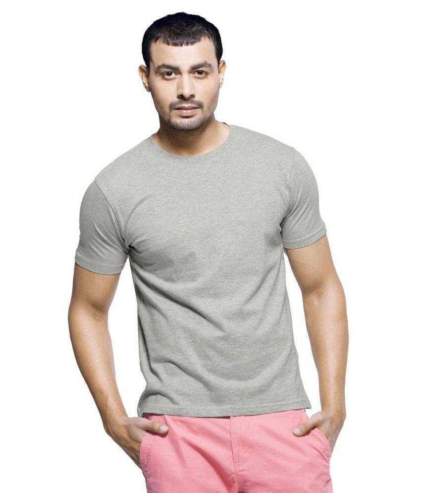 Stuntoons Grey Round T Shirts