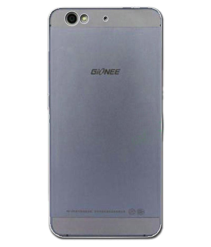 size 40 87620 6f3d0 Gadget Decor Back Cover For Gionee S6 - Transparent - Plain Back ...
