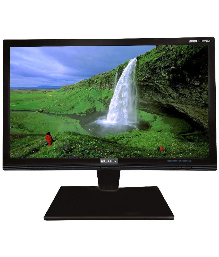 Mercury 1992TWG 18.5 LED Monitor With Built In Speaker
