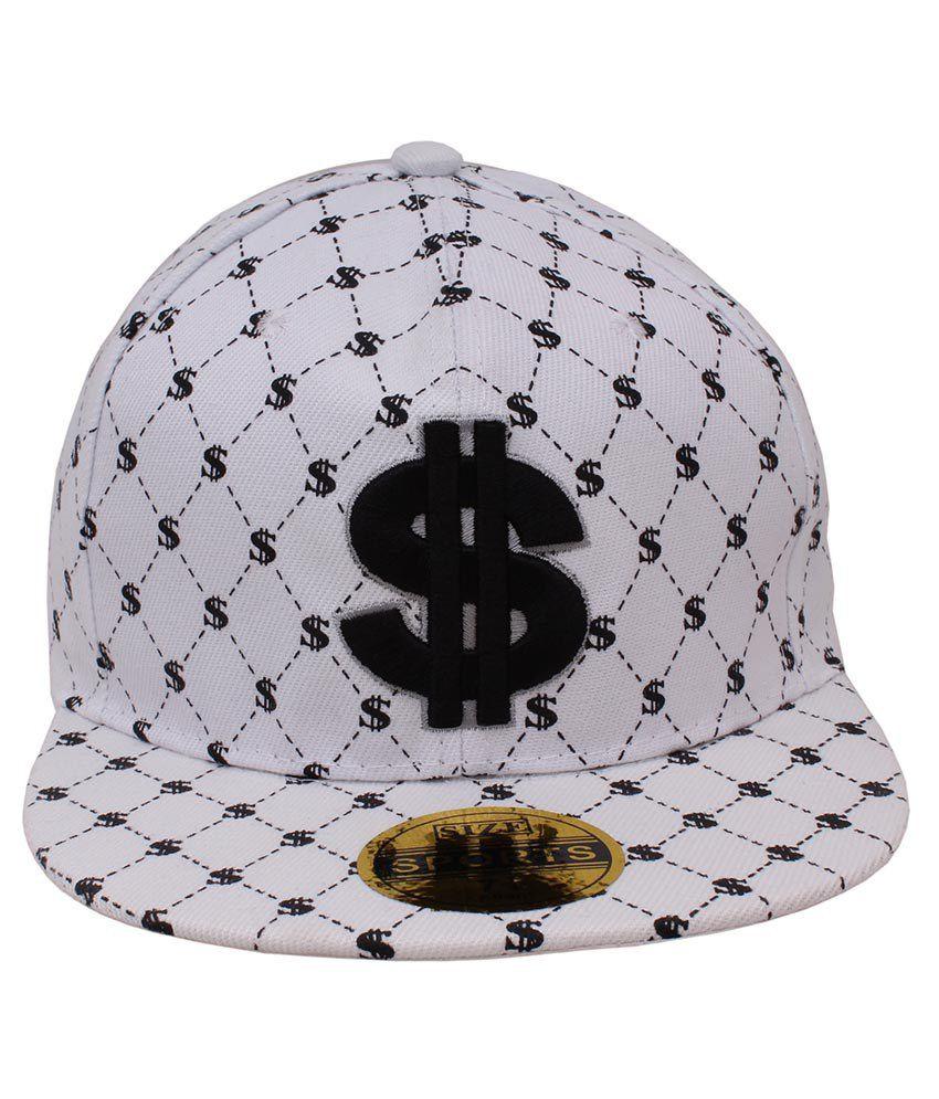 Jstarmart White Baseball Cap