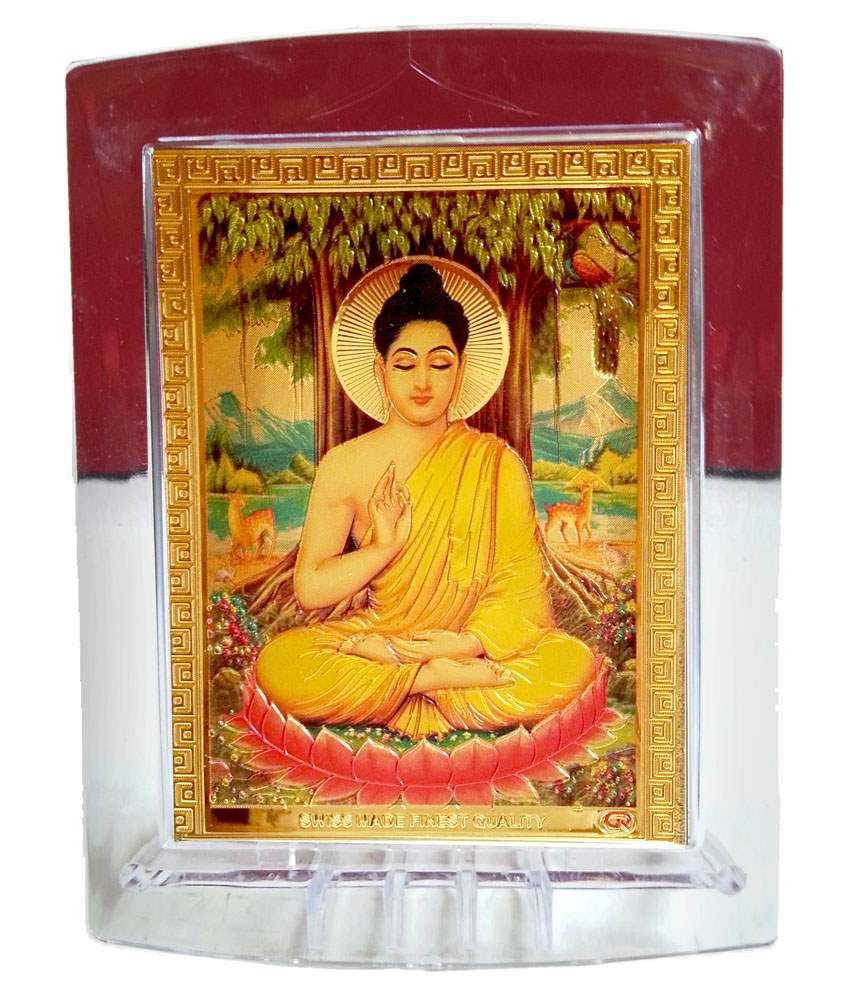Gold Art 4 U Gautama Buddha Painting
