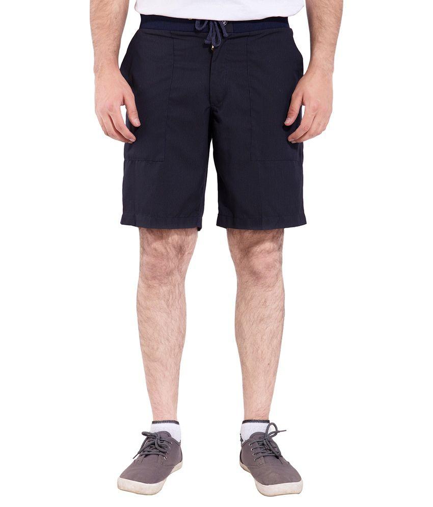 Tam Creatio Navy Shorts