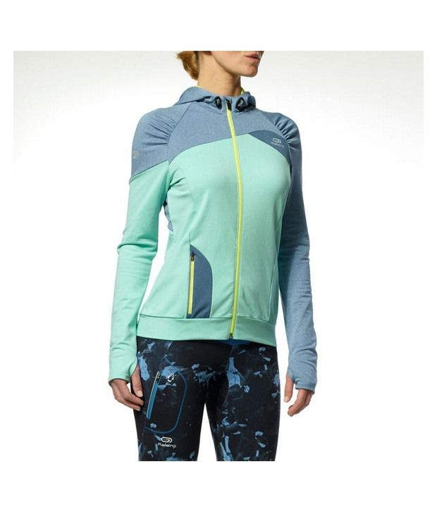 KALENJI Elio Hooded Women Running Jacket