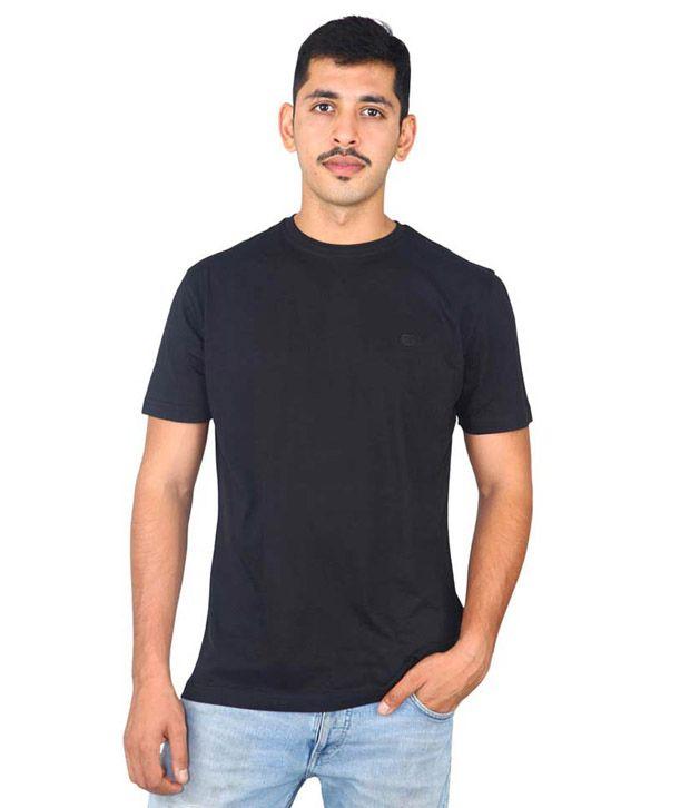 Athlete Black T Shirts