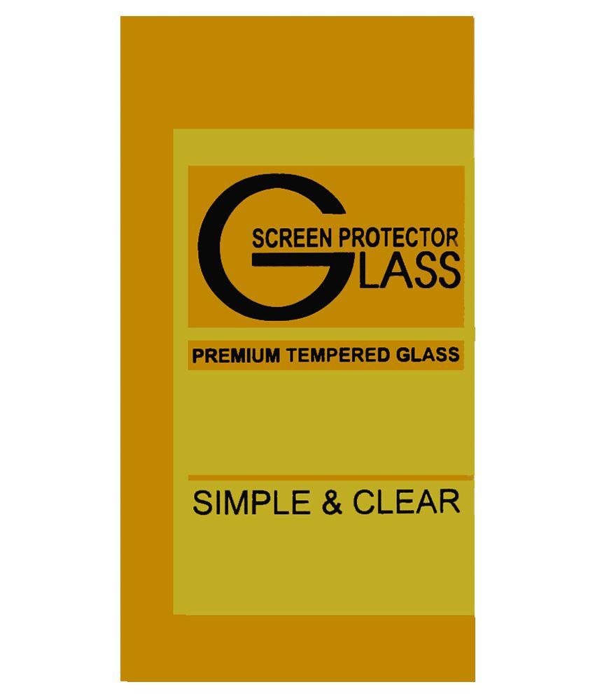 9H Tempered Glass Screen Guard For Asus Zenfone Selfie