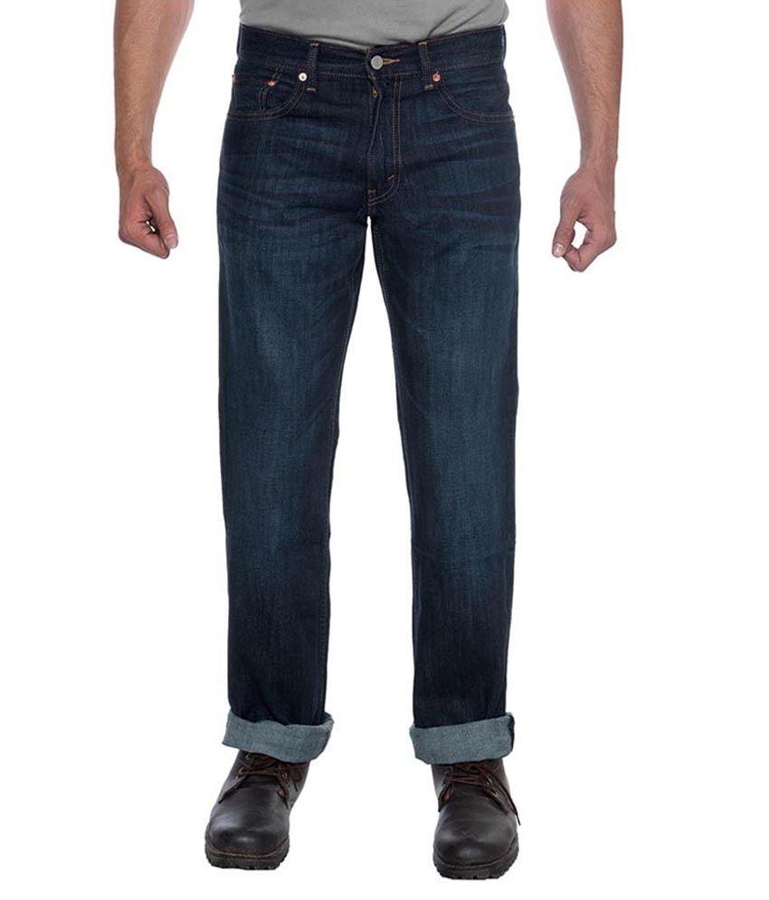 Levis Men Blue Jeans 531